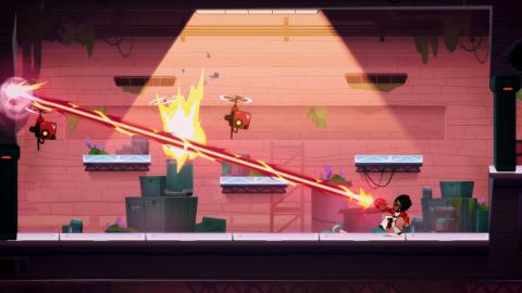 Blast Brigade : Un jeu d'action-aventure annoncé par My.Games (Warface)