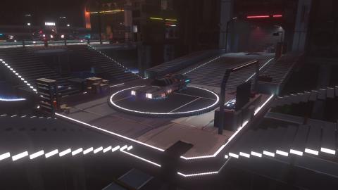 CloudPunk City of Ghosts : Le DLC plein de surprises se trouve une date de sortie