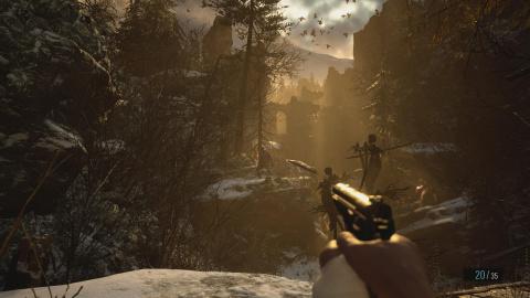 Resident Evil Village : Des options d'accessibilité sont à l'étude