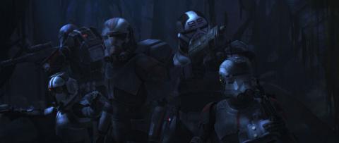 Star Wars The Bad Batch : à qui s'adresse la nouvelle série de Disney + ?