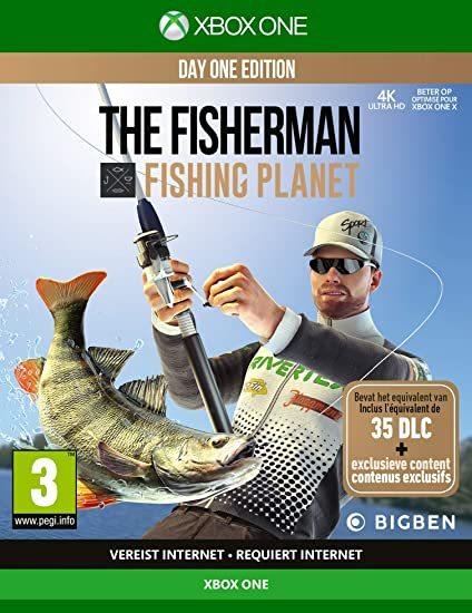 The Fisherman : Fishing Planet sur ONE