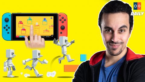 Nintendo sort son Roblox !