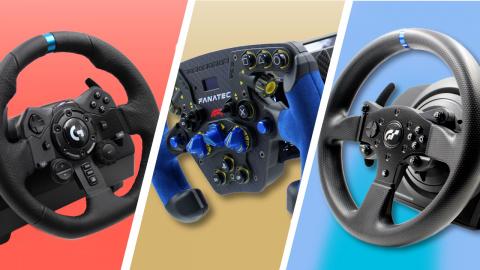 Quels sont les meilleurs volants pour PS5 et PS4 ? Notre sélection