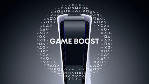 La PlayStation 5 présente son Game Boost, améliorant certains jeux PS4 et PS VR