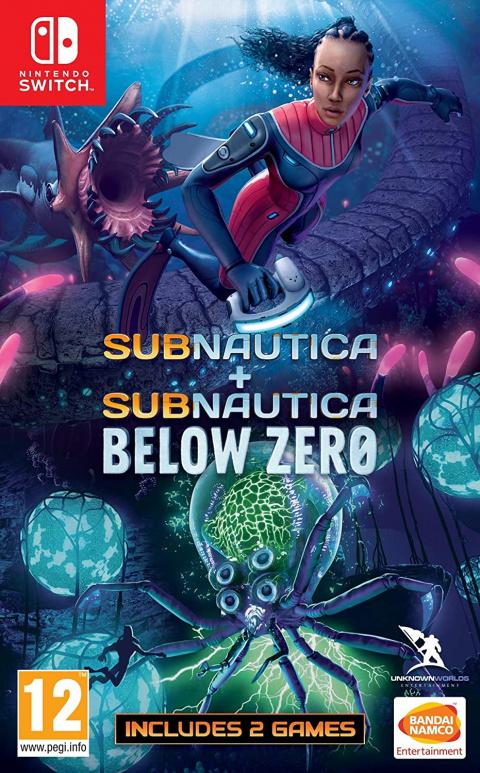 Subnautica Below Zero+ Subnautica : promo sur la compilation en précommande