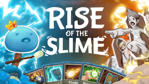 Rise of the Slime sur PS5