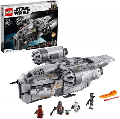 The Mandalorian : le vaisseau de Mando en LEGO à moins de 130€