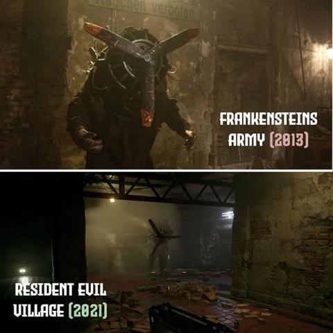 Resident Evil Village : Capcom accusé de plagiat par un réalisateur néerlandais