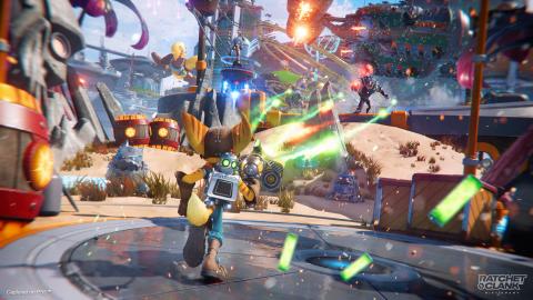 Ratchet & Clank Rift Apart : La future vitrine technique de la PS5 ?