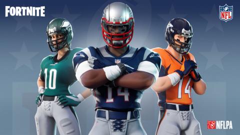 Fortnite : Combien ont rapporté les skins NFL ? Epic Games répond !