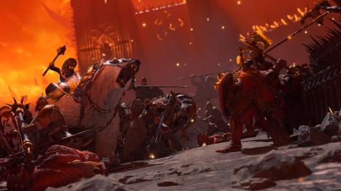 Total War Warhammer III dévoile un côté tower defense