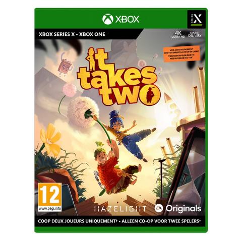 It Takes Two sur Xbox en promo : réduction sur le jeu de coopération !