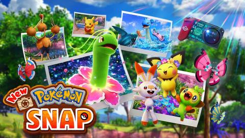New Pokémon Snap, Photodex complet : où trouver tous les Pokémon, notre guide