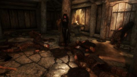 Skyrim : Un joueur tue tous les PNJ sur la map