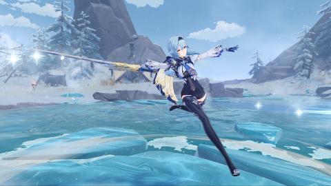 Genshin Impact : La bannière d'Eula et les nouveaux événements détaillés