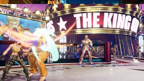 KoF XV : Leona Hidern rejoint le ring