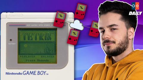 Un mode online pour Tetris sur Game Boy !
