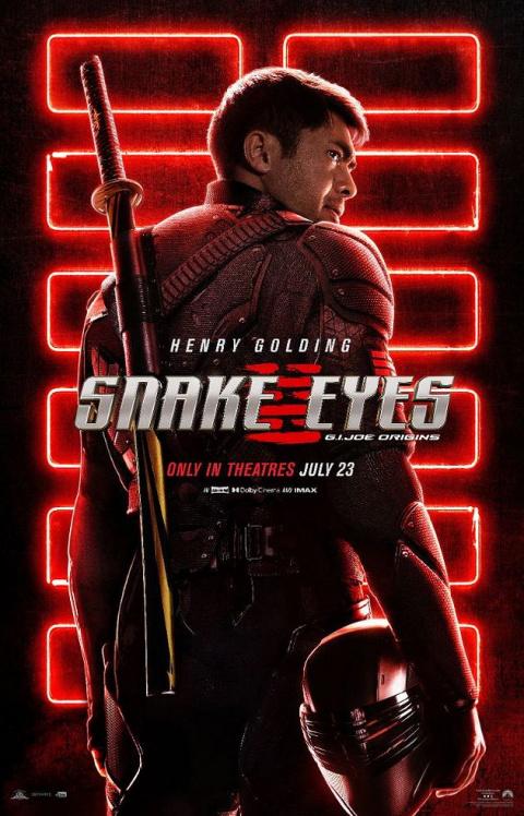 Snake Eyes : un premier trailer énervé pour le spin-off