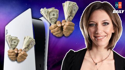 PS5 : bientôt des paris sportifs depuis la console ?