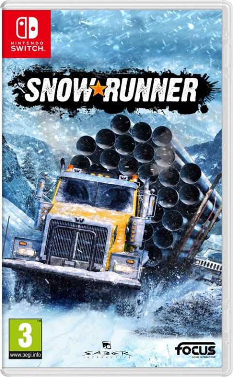 SnowRunner sur Switch