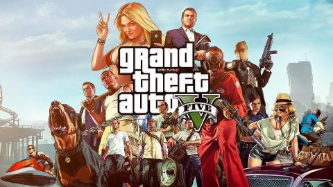 GTA 5 enfin daté sur PS5 et Xbox Series !
