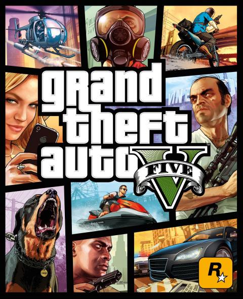 Grand Theft Auto V sur Xbox Series