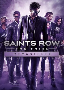 Saints Row : The Third Remastered sur PS5