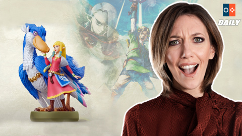 Un amiibo exclusif pour Zelda Skyward Sword HD !