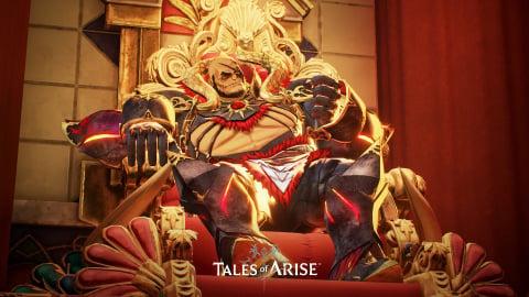 Tales of Arise : Bandai Namco présente ses bonnes notes avec une invitée de marque