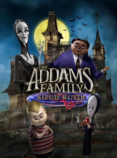 La Famille Addams : Panique au Manoir sur PS4