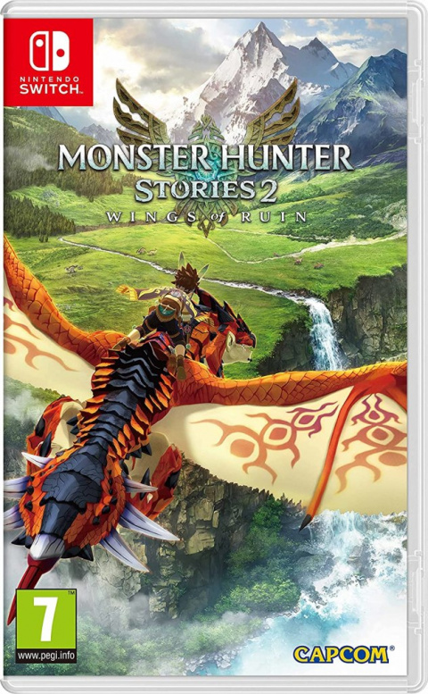 Monster Hunter Stories 2 : Wings of Ruin sur Switch