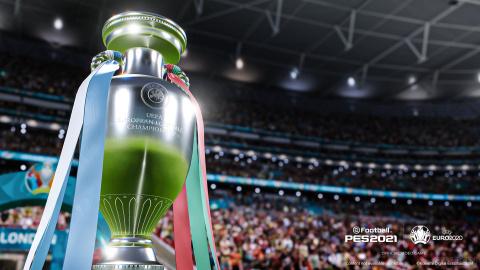 PES 2021 : La mise à jour UEFA Euro 2020 est disponible !