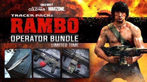 Call of Duty Warzone : Les packs temporaires Rambo et John McClane en détail