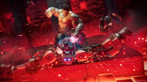 Marvel's Avengers : Black Widow entre dans la Pièce Rouge pour un événement Solo