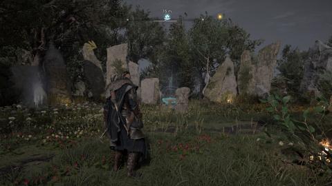 La colère des Druides : Epreuves de Morrigan