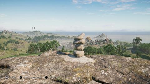 La colère des Druides : Cairns