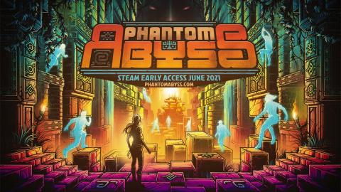 Phantom Abyss : rogue-like, parkour à la première personne, Indiana Jones