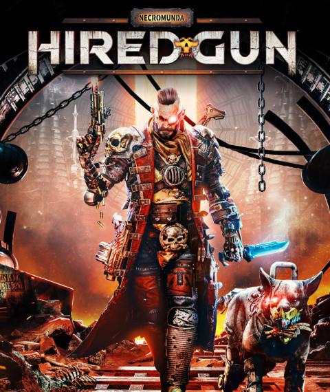 Necromunda : Hired Gun