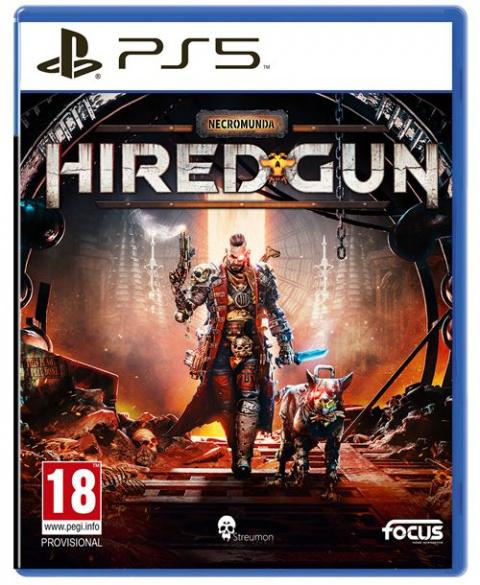 Necromunda : Hired Gun sur PS5