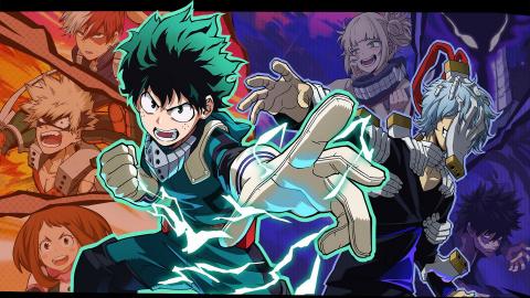 My Hero Academia The Strongest Hero : Un jeu mobile à la hauteur de l'anime ?
