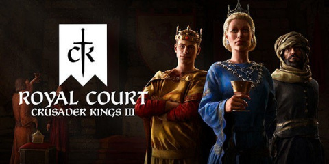 Crusader Kings III : Royal Court sur PC