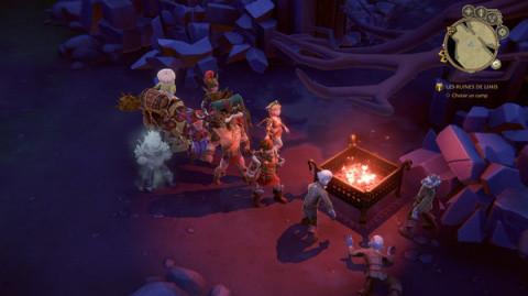 Le Donjon de Naheulbeuk : le premier DLC Les Ruines de Limis rappelle sa sortie dans un trailer farfelu