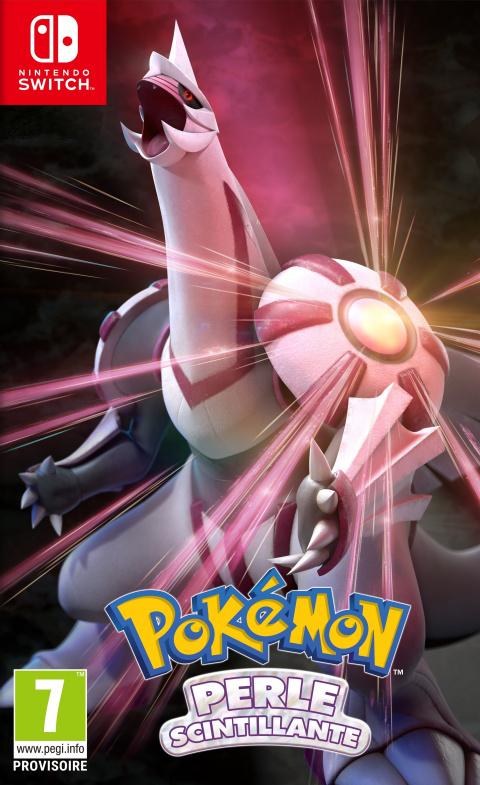 Pokémon Perle Scintillante sur Switch