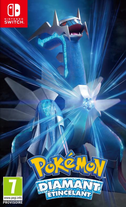 Pokémon Diamant Étincelant sur Switch