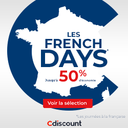 French Days 2021 : Les meilleures offres Cdiscount