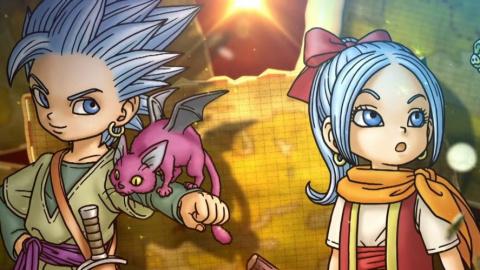 Dragon Quest Treasures sur PC