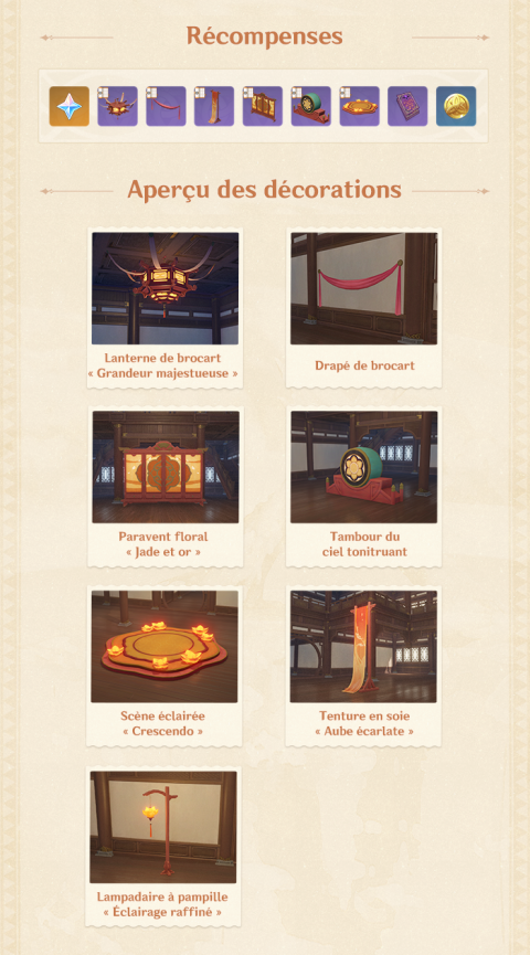 """Genshin Impact, événement """"Mimi tomo"""" : notre guide pour récupérer les Primo-gemmes et les décorations (7ème jour)"""