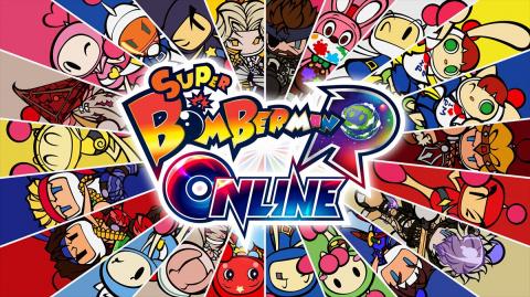 Super Bomberman R Online sur Stadia