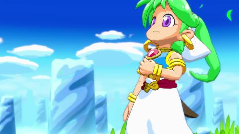 Wonder Boy Asha in a Monster World : Un remake trop fidèle ?