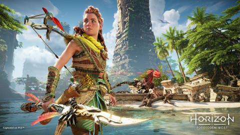 Horizon Forbidden West : Date de sortie, gameplay PS5, nouveautés… On fait le point